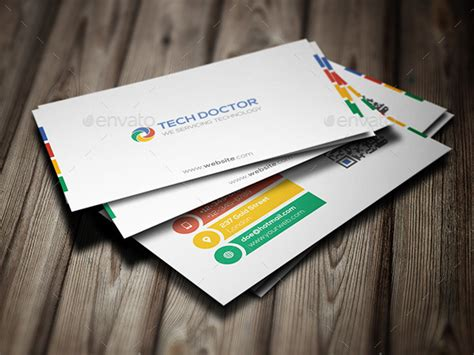 Corporate Business Card _ SL-30 by ikkkreative | GraphicRiver