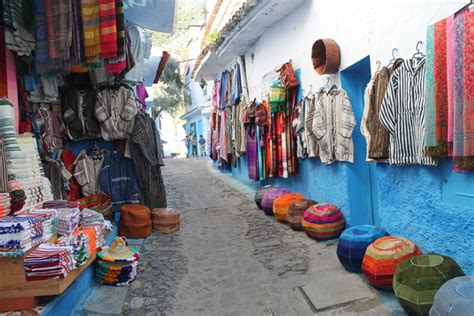 Chefchaouen: That Blue Town in Morocco