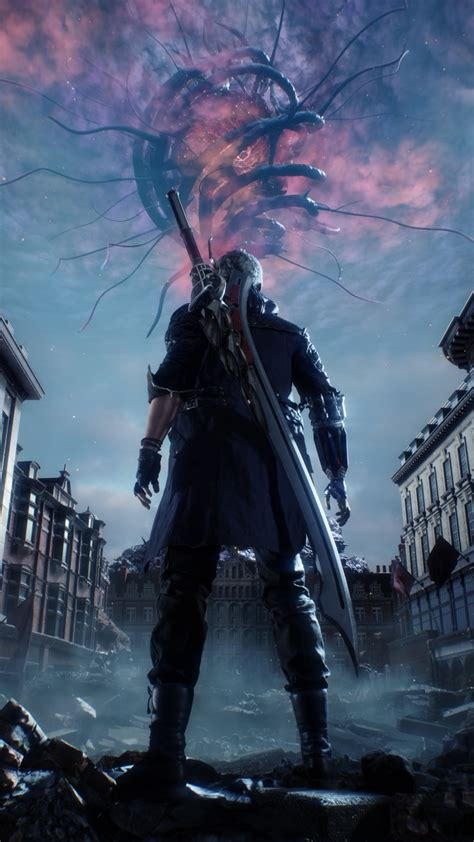 Nero Devil May Cry 5 4K Wallpapers   HD Wallpapers   ID #24583