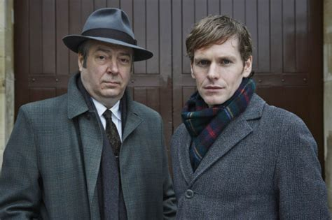 First look: Endeavour series 2