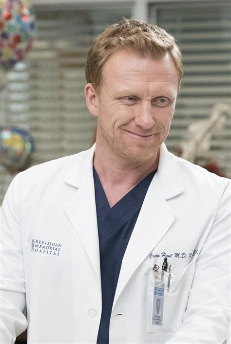Owen Hunt | Grey's Anatomy Universe Wiki | FANDOM powered