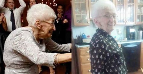 85-Year-Old Grandma Has Been Living Hunched Over For