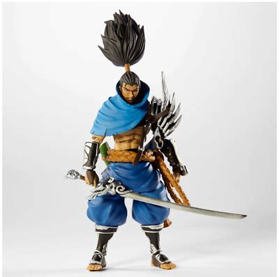 New LOL League of Legends Yasuo Figure Special Edition