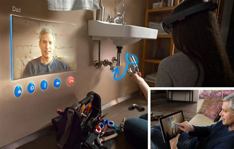 Microsoft Hololens More than a Consumer Toy; it's an