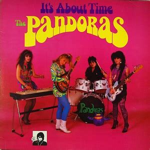 It's About Time (The Pandoras album) - Wikipedia