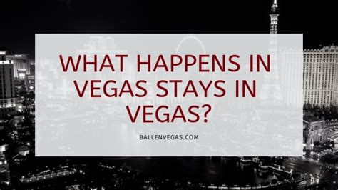 Where did the phrase what happens in Vegas stays in Vegas