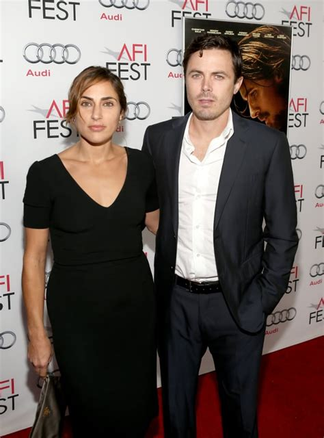 Casey Affleck and Summer Phoenix: Divorcing! - The
