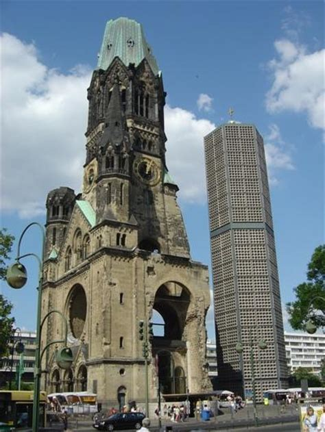 Emperor Wilhelm Memorial Church - Berlin - TracesOfWar