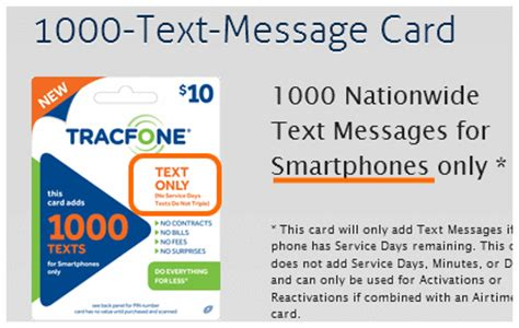 Tracfone text message problem solved