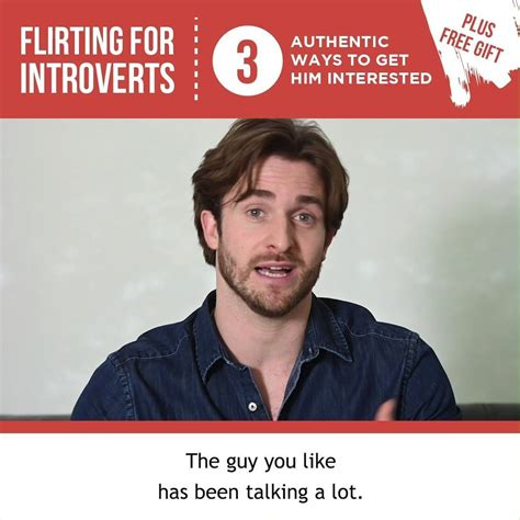 Matthew Hussey - Flirting For Introverts: 3 Ways To Get