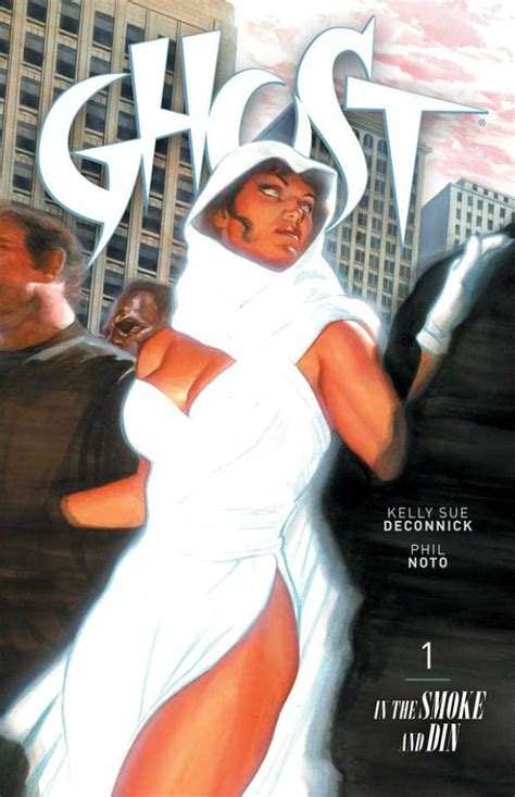 Ghost: In The Smoke And Din #1 - Volume 1 (Issue)