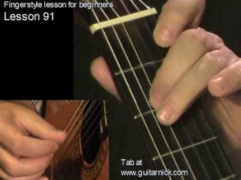 LET IT BE: Guitar Chords + TAB by GuitarNick - YouTube