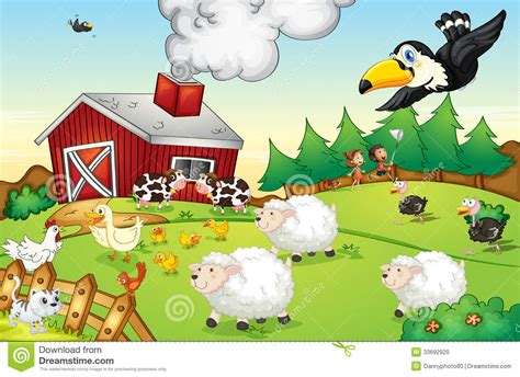 Farm scene clipart 20 free Cliparts | Download images on