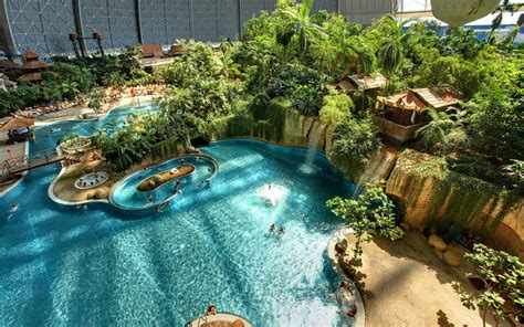 2 Tage Tropical Islands inkl