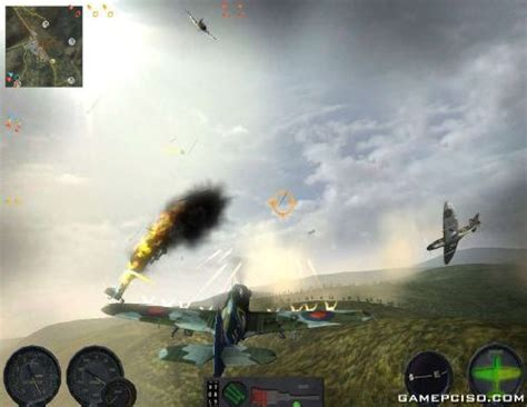 Combat Wings Battle of Britain - Download Game PC Iso New Free