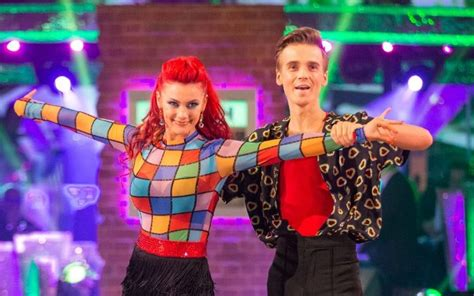 Joe Sugg's Strictly Diary: 'Why is my bottom a talking