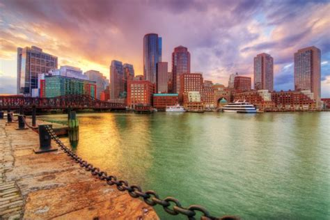 Boston Wallpaper Full HD Widescreen | PixelsTalk