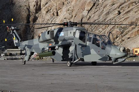 HAL Light Combat Helicopter (LCH) | Page 61 | Indian