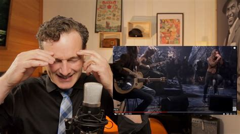 Vocal Coach REACTS - Pearl Jam, Black (Live) - YouTube