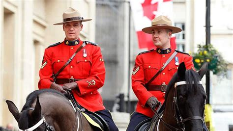 Canada names first female head to Royal Canadian Mounted