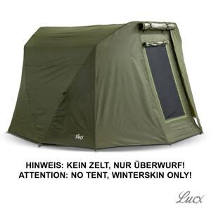Lucx ® Winter Skin Overwrap Throw for CARACAL FISHING TENT