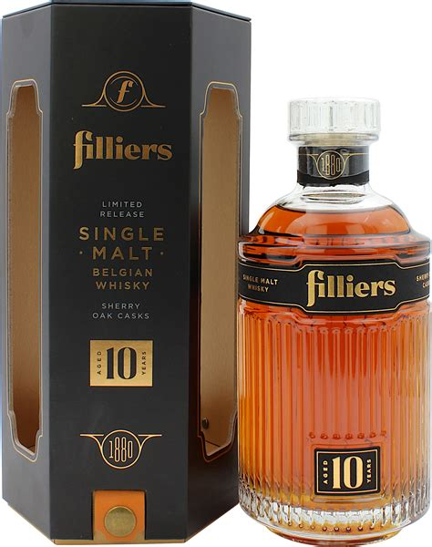 Filliers 10 Jahre Sherry Cask Limited Edition 43
