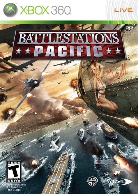 Battlestations: Pacific - Xbox 360 - IGN