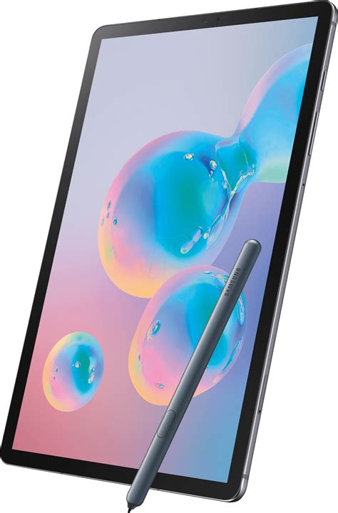 SM T860 10 GR: Tablet, Galaxy Tab S6, Android bei reichelt