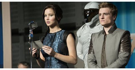 Catching Fire Teaser | POPSUGAR Entertainment
