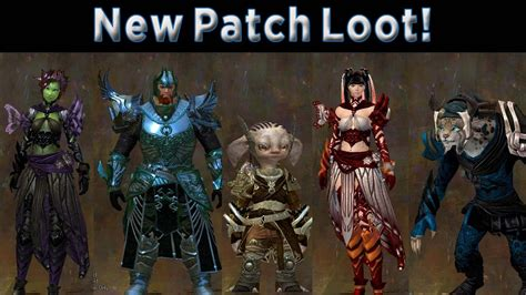 Echoes of the Past New Loot (Armor, Minis, Tonics) Guild