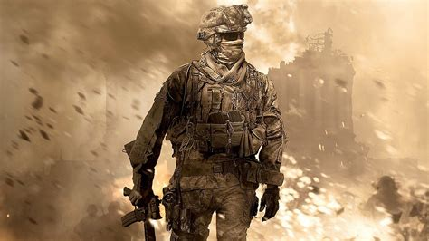Call of Duty: Modern Warfare 2 Remastered listing appears