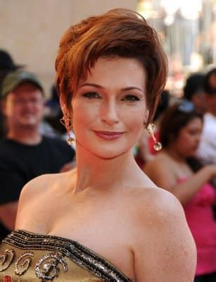 Carolyn Hennesy Dishes on Cougar Town Role - TV Fanatic