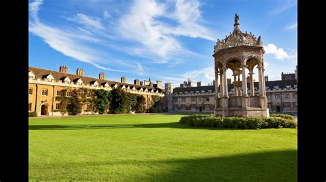 Top Tourist Attractions in Cambridge (England) - YouTube