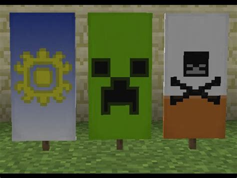 Minecraft Snapshot 14w30b Overview -- Banners, Graphics