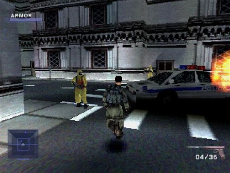 Download Syphon Filter 3 PSX ISO High Compressed | Tn