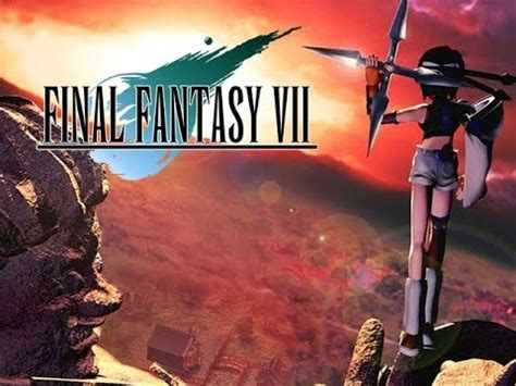 Final Fantasy VII - Side Quests: Wutai (Yuffies Leviathan