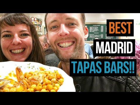 Top 10 tapas bars in Madrid | Travel | The Guardian