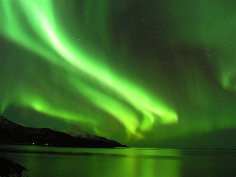 Will it be possible to see the northern lights, a