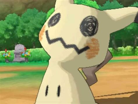 Where to Find Mimikyu in Pokemon Sun and Moon