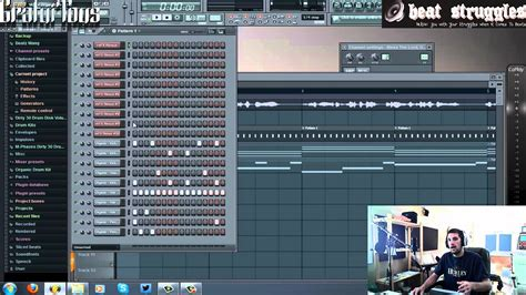 FL STUDIO 10 Tutorial: How To Remix A Song - YouTube