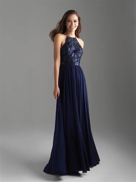 Madison James - 18-605 - Prom Dress - Prom Gown - 18-605
