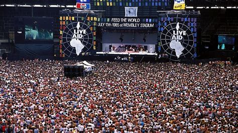 BBC Two - Live Aid, Against All Odds