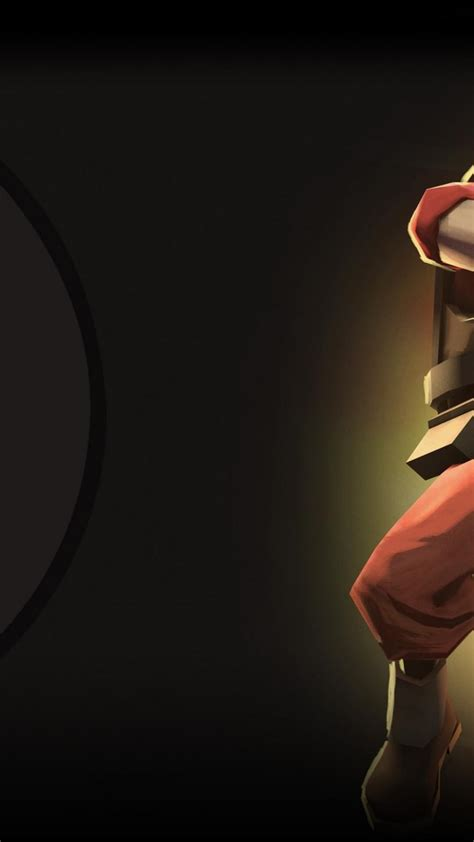 Valve corporation demoman tf2 team fortress 2 red