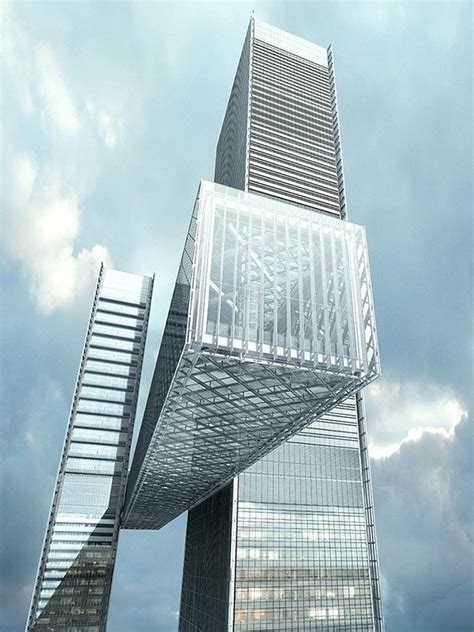 One Za'abeel Tower 2 - The Skyscraper Center