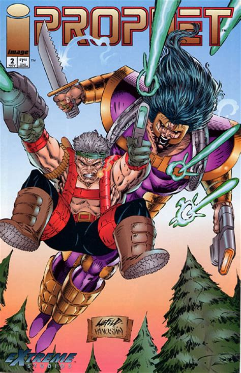 Covers - Rob Liefeld Creations