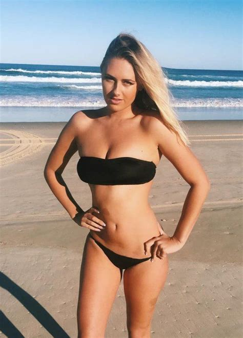 35 Ridiculously Hot Instagram Pics Of Ellie-Jean Coffey