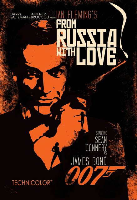 FILM neXT: James Bond - From Russia With Love (1963