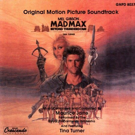 Mad Max Beyond Thunderdome Soundtrack (OST) (Tina Turner