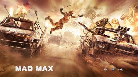 Mad Max for Mac and Linux - Media | Feral Interactive