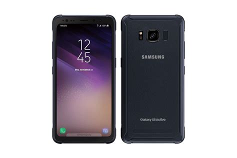 It looks like Galaxy S8 Active might be coming to T-Mobile